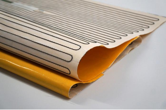 silicone heater & electric heat mats - Embro produce textile heating elements - the alternative for silicone heaters