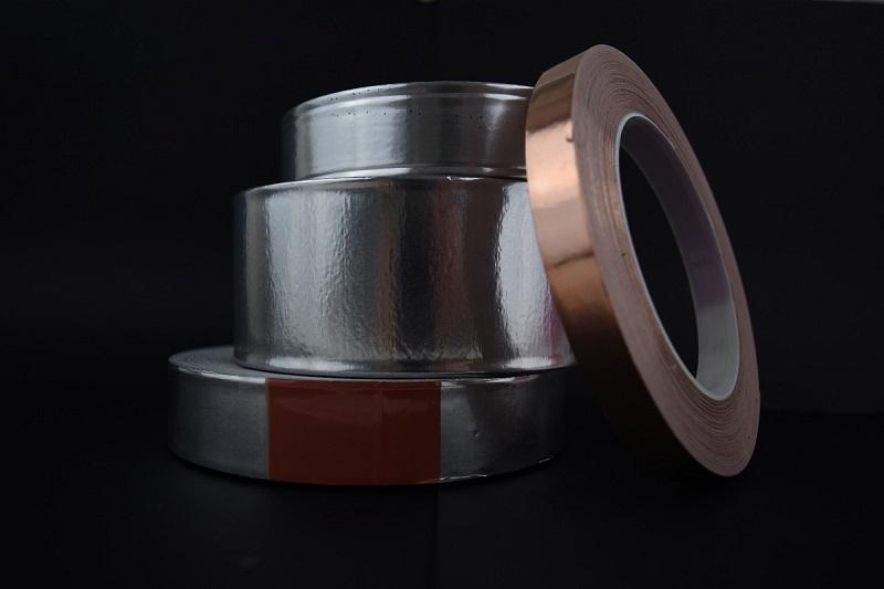 Nastri adesivi metallici -