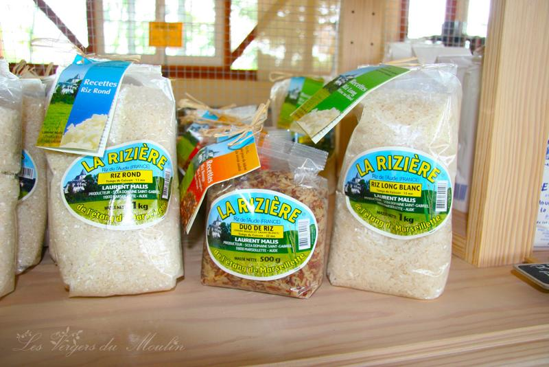 Riz blanc 500 gr - Epicerie salée