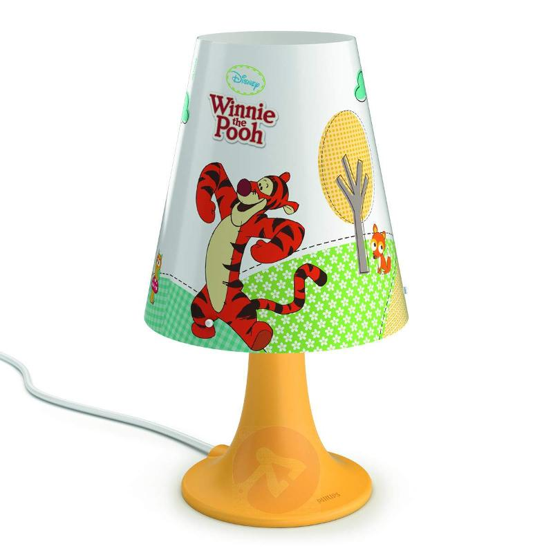 Cute Winnie the Pooh LED night light - Table Lamps