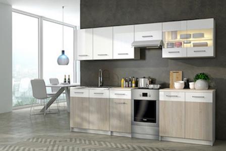 2.5m kitchen set