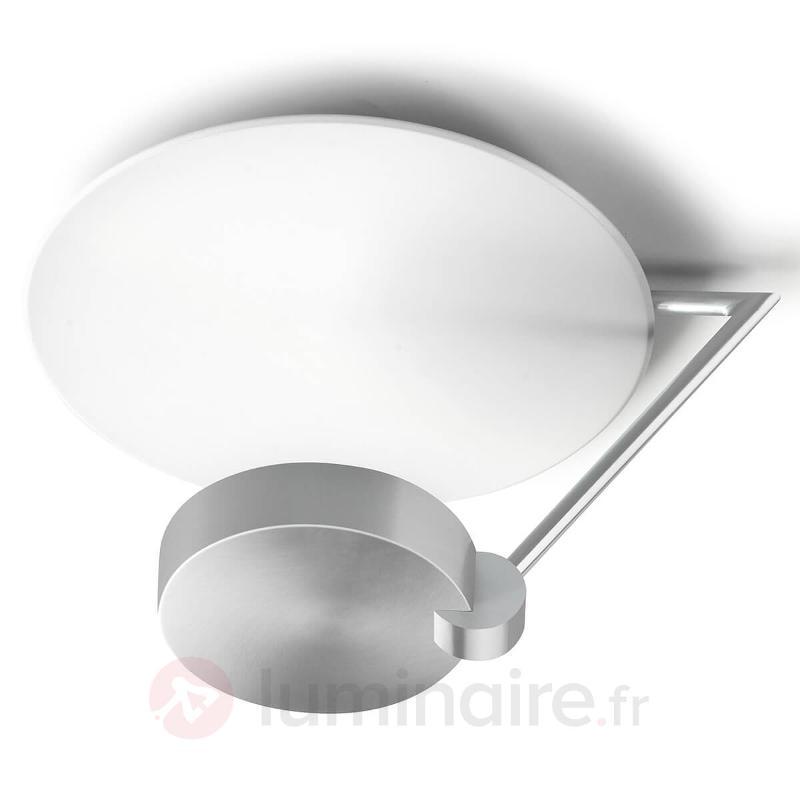 Plafonnier Ibis original, 42 cm - Plafonniers chromés/nickel/inox