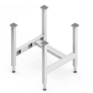 Tischuntergestell TU - Untergestell für hohe Ansprüche an Stabilität und Traglast