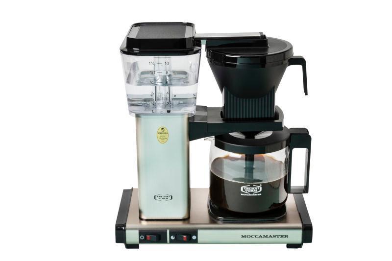 Moccamaster V60 - Macchina automatica per caffè americano