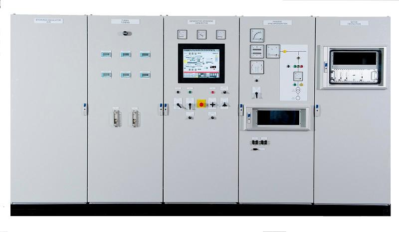 Gas turbine control systems