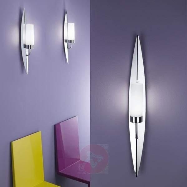 Attractive wall light VANITY 50 cm chrome - Wall Lights