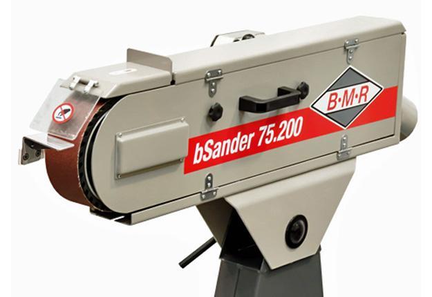 Ponceuse à bande abrasive - BSANDER 75.200