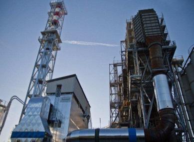 Power plant - Flue Gas Treatment - Site Installation & Maintenance