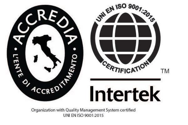 AFFIDABILITÀ: ISO 9001 - Produciamo qualità