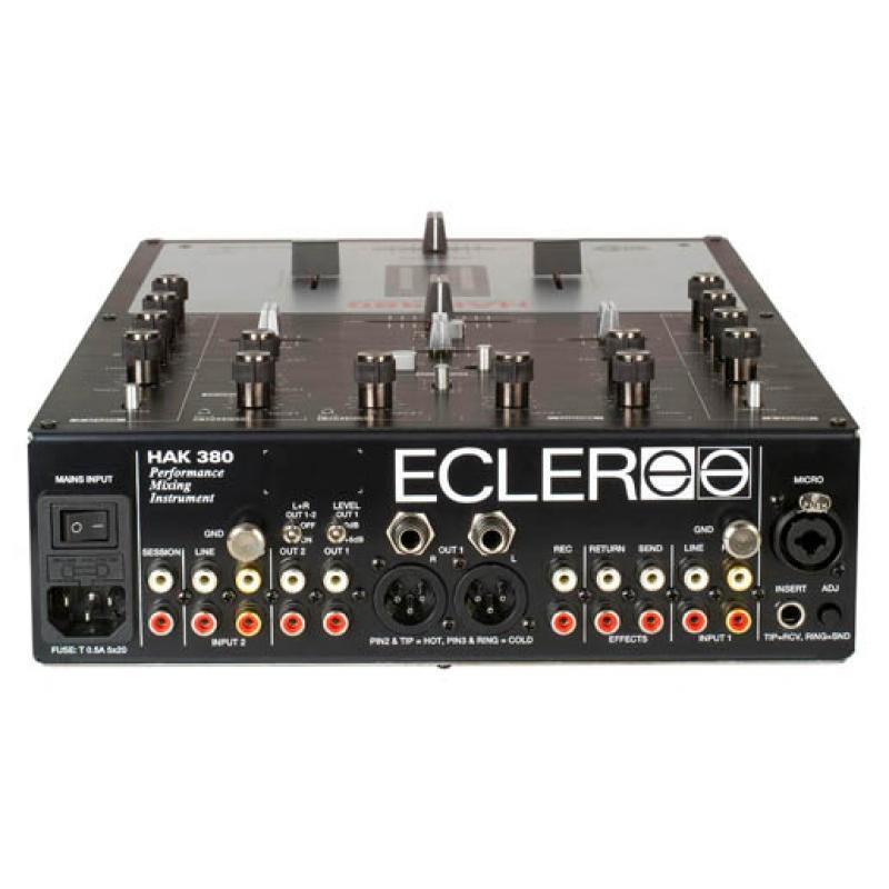 DJ-Mixer - Ecler HAK 380
