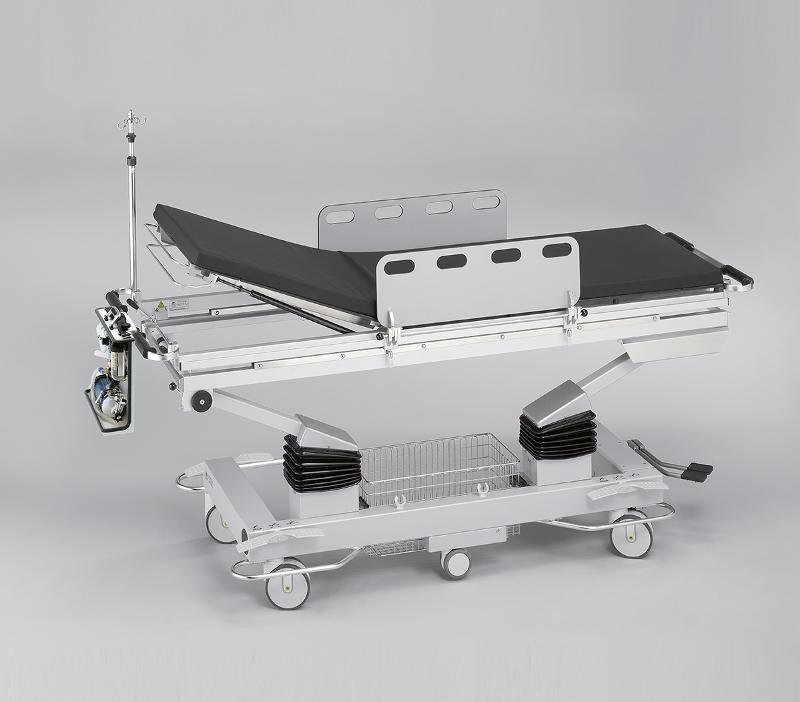 Transporters/OR-tables for patient transport, emergencies