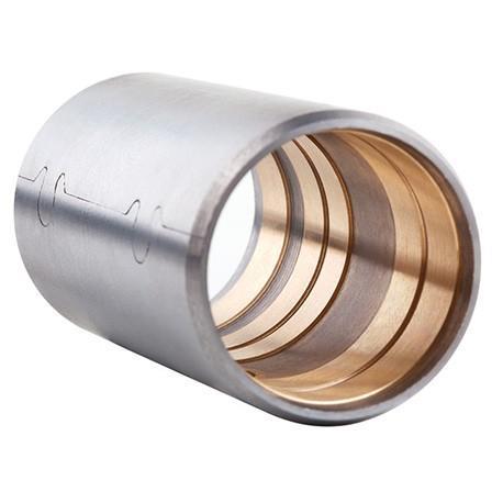 AuGlide™ - Palier Lisse en Acier et Bronze Sans Plomb