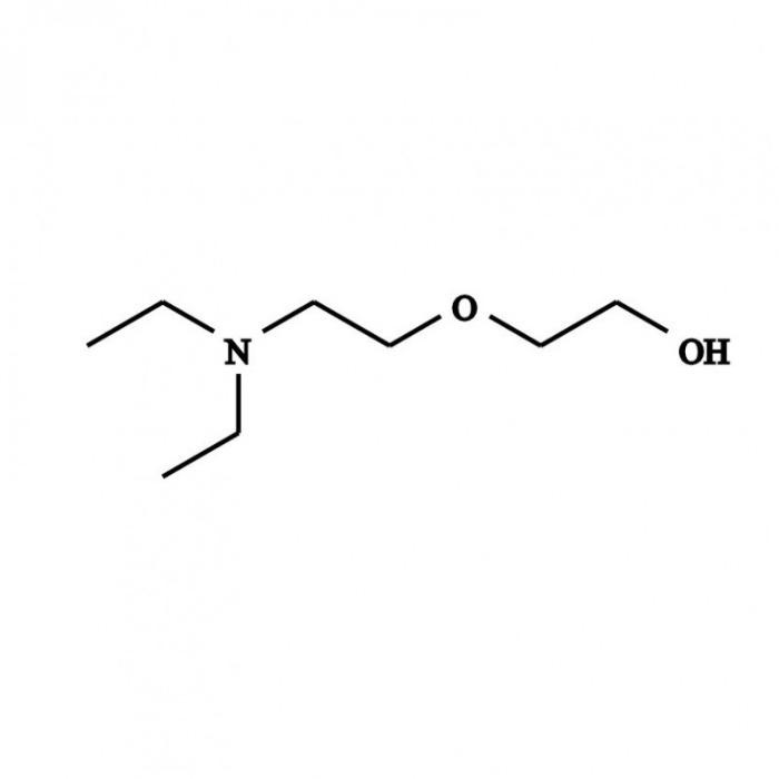 2-[2-(Dietilamino)etoxi]etanol - 2-[2-(Dietilamino)etoxi]etanol; 140-82-9; Intermediario; industria farmacéutica