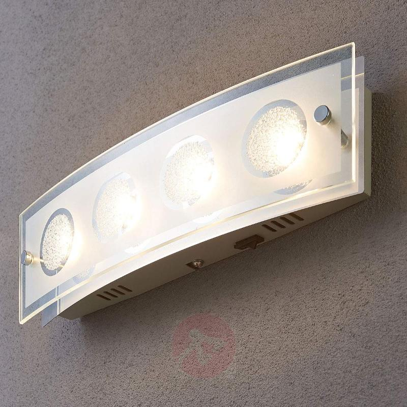 4-bulb Joicy LED ceiling lamp - Ceiling Lights