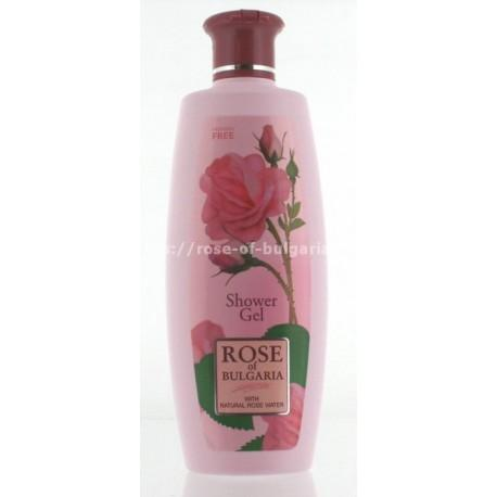 Gel douche à la rose de Bulgarie - Soin corps pour Femme