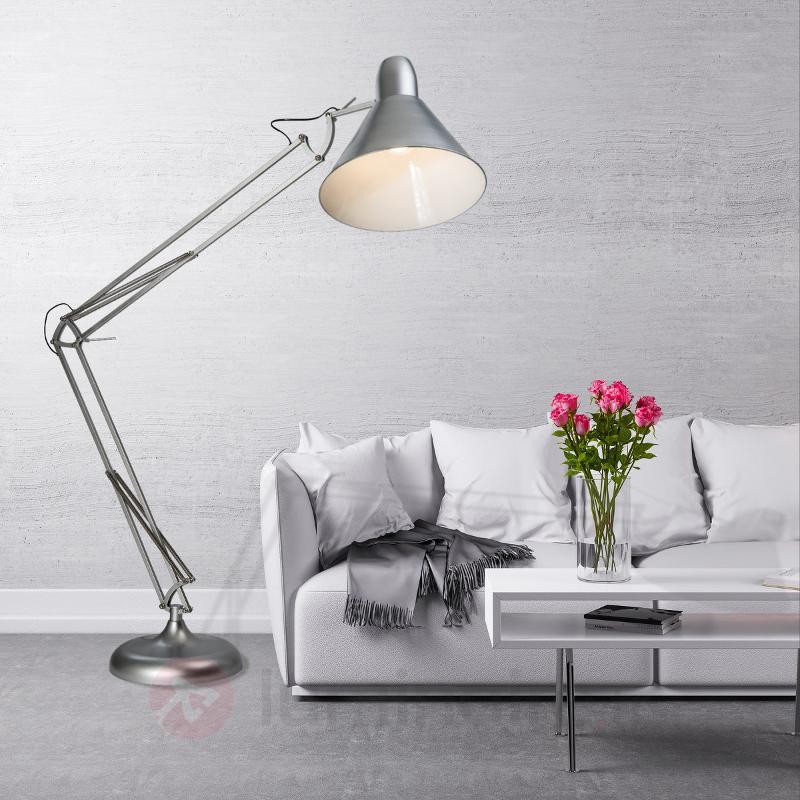 Lampadaire Worky, avec un design raffiné - Tous les lampadaires