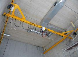 Systèmes modulaires de manutention légère - null