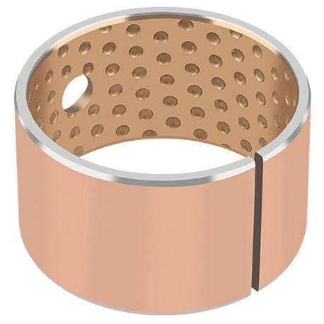 Bimetal Lead-Free Plain Bearings - GGB-SZ