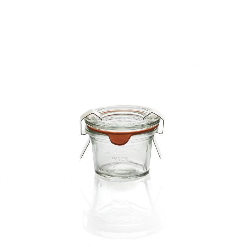 10 guarnizioni per vasi in vetro WECK di diametro 40 mm - Accessori WECK®