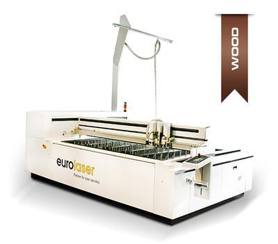 Lasersystem für Holz - XL-1600 Holz