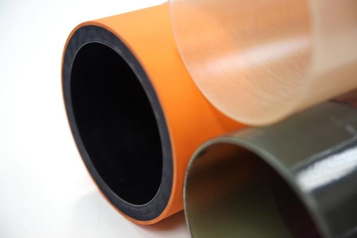 PRODUCTION OF FLEXOGRAPHIC PRINTING SLEEVES - PRODUCTION OF FLEXOGRAPHIC PRINTING SLEEVES