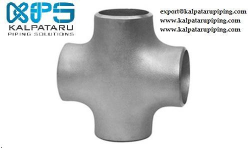 Stainless Steel 317/317L Cross Tee - Stainless Steel 317/317L Cross Tee