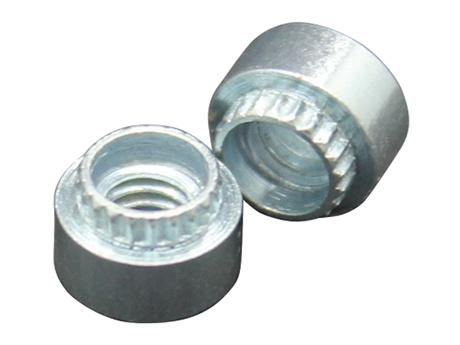 Self clinching nut - Sheet metal fasteners- perfect addition to the well-proven blind rivet products.