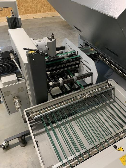 Heidelberg STAHLFOLDER TH 82/442 + VFZ - R - Used Machine