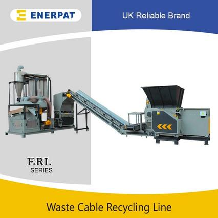 High Performance Cable Recycling Plant (>1t/h) - Recycling Plant Cable Recycling Plant