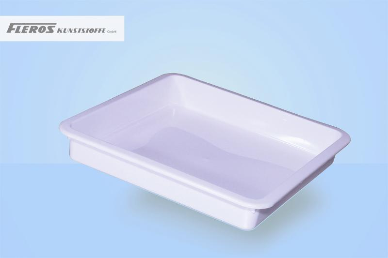 Sealing bowls - FK 1.500 rectangular bowl, able to seal