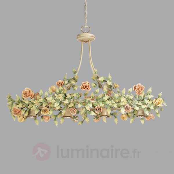 Lustre Rosmalie, diamètre 140 cm - Lustres style florentin