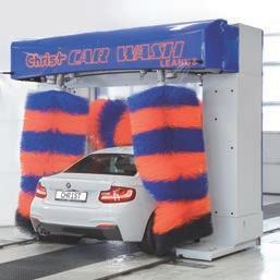 Car-Wash - Portique de lavage Christ Leanus - La fiabilité à petit prix