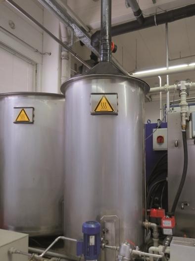 Anlage zur Waschwasseraufbereitung - null