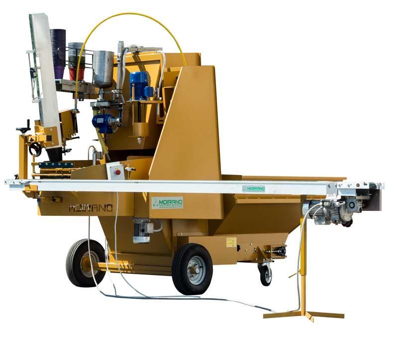 INVASATRICE EK 3000 AT - invasatrice per piante n vaso diam 10-30 Meccanica (no compressore)
