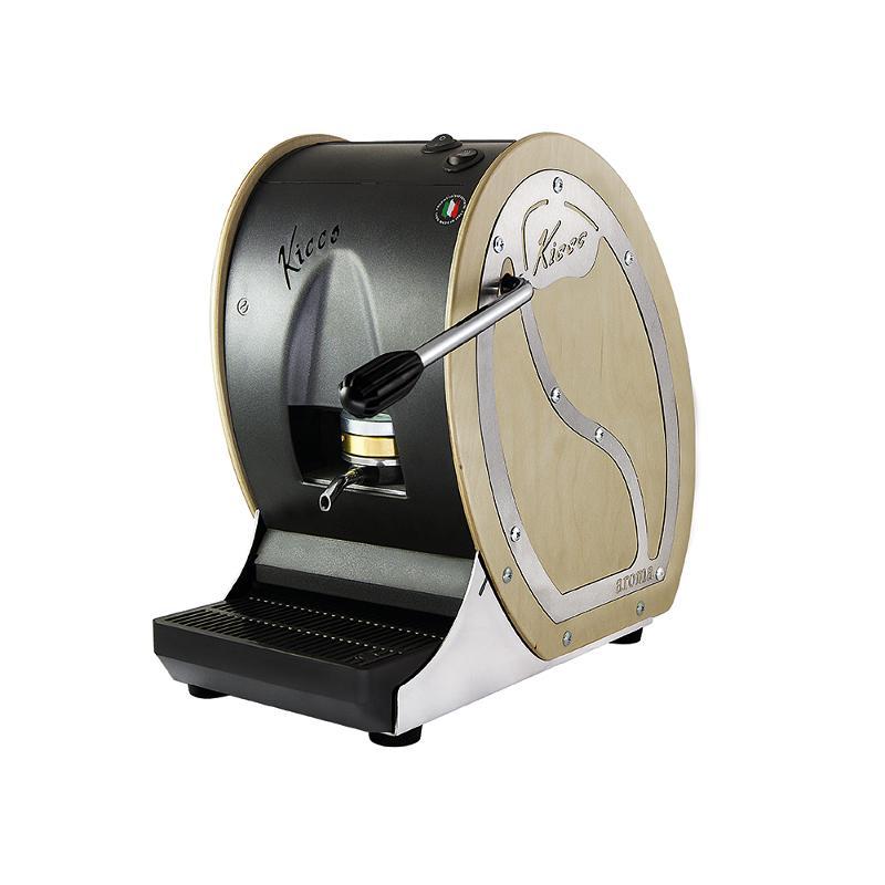 Macchine A Cialde Kicco In Legno Colore Acero 50 Cialde Omaggio - Kicco in Legno