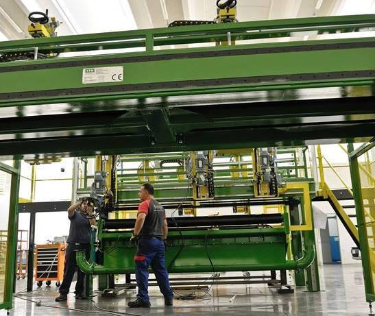 Manutenzione e montaggio - anche on site presso il cliente