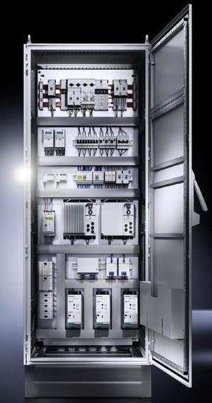 Baying systems TS 8 Modular enclosures - SV 9670.406