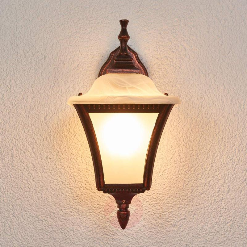 CHARME Suspended Exterior Wall Lamp - Outdoor Wall Lights