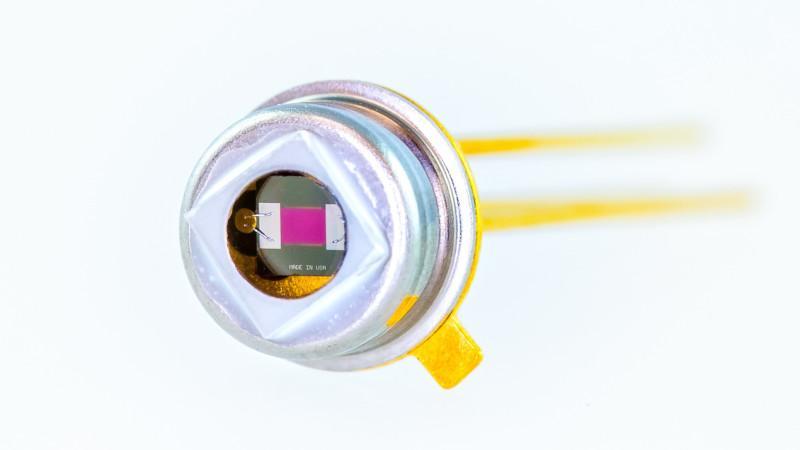 IR source JSIR350-5-BL-C-D2.55-X-XX - Fast radiation source JSIR350-5-BL-C-D2.55-X-XX