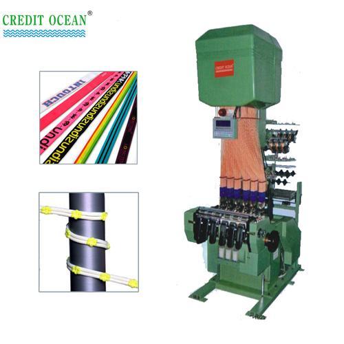 High speed computer electric Jacquard Needle Looms - Narrow Fabric Needle Looms