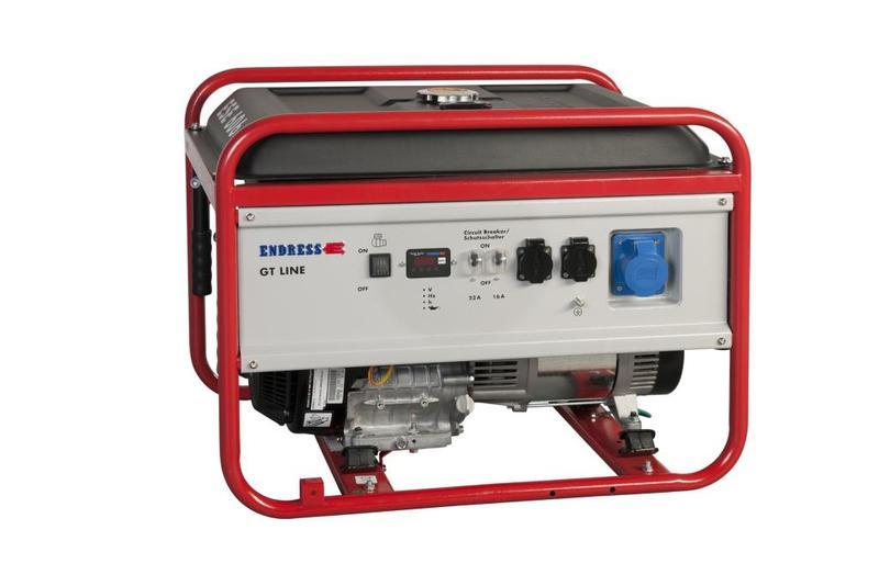POWER GENERATOR for Professional users - ESE 606 RS-GT