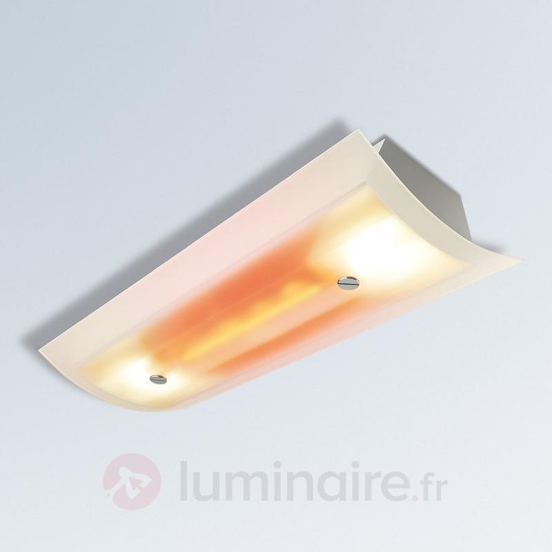 Plafonnier halogène chauffant SUNSITIVE Design - Tous les plafonniers