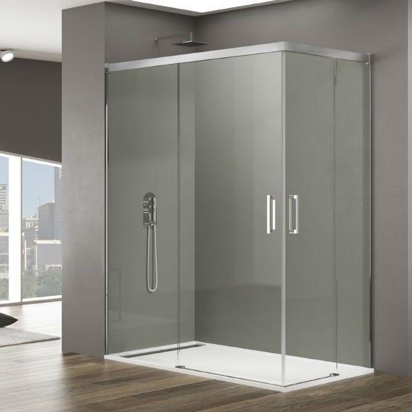 Parois de douche sur mesure