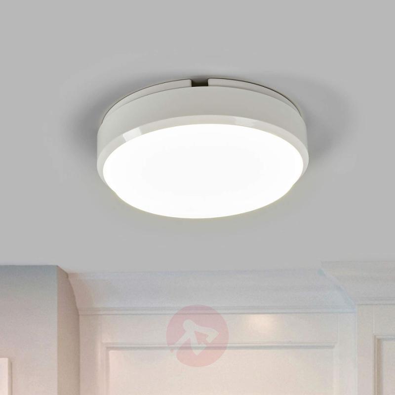 Round LED ceiling light Bulkhead with sensor - indoor-lighting