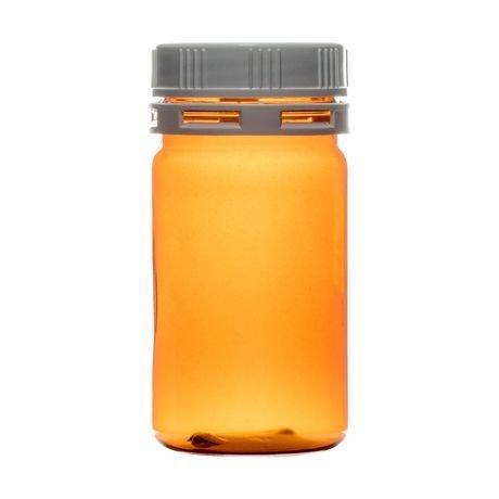 Flacon Pilulier PETG - Plastique 100-125-200 ml PULTJ