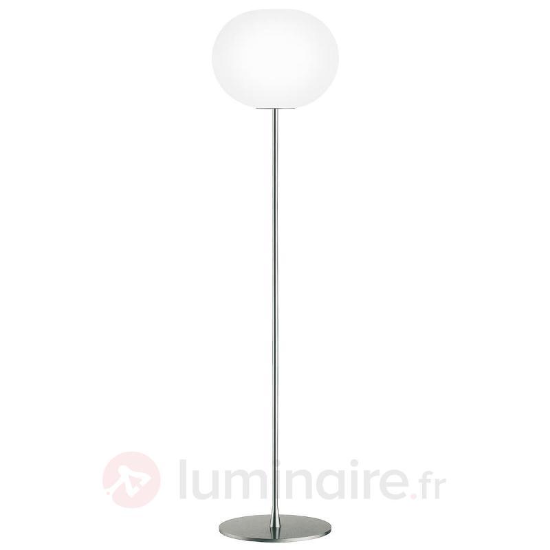 Lampadaire épuré design classique Glo-Ball F3 - Lampadaires design