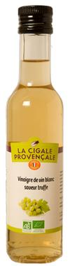 Organic White Vinegar with Truffle Flavour 6 % acidity - null