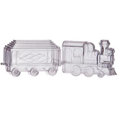 PLEXI BOX TRAIN - Item No. 0661082