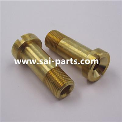 Wireway Fastener Brass Bolt -