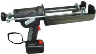 Customized sealant and adhesive applicator - PowerMax HPD-7575-10.8V Li-Ion